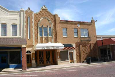 Theater in Dalhart