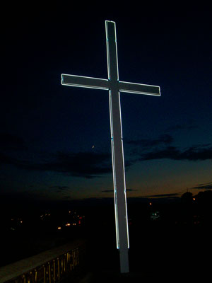 Waynesville cross